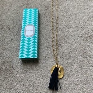 Stella & Dot, Carla tassel Necklace